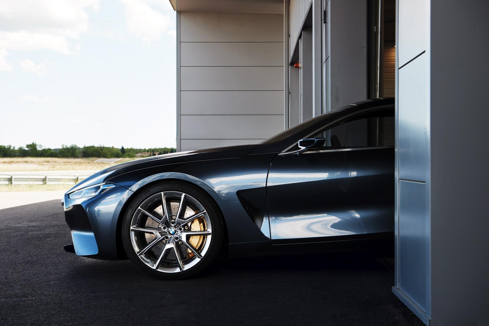 BMW 8 Concept Series photos 01