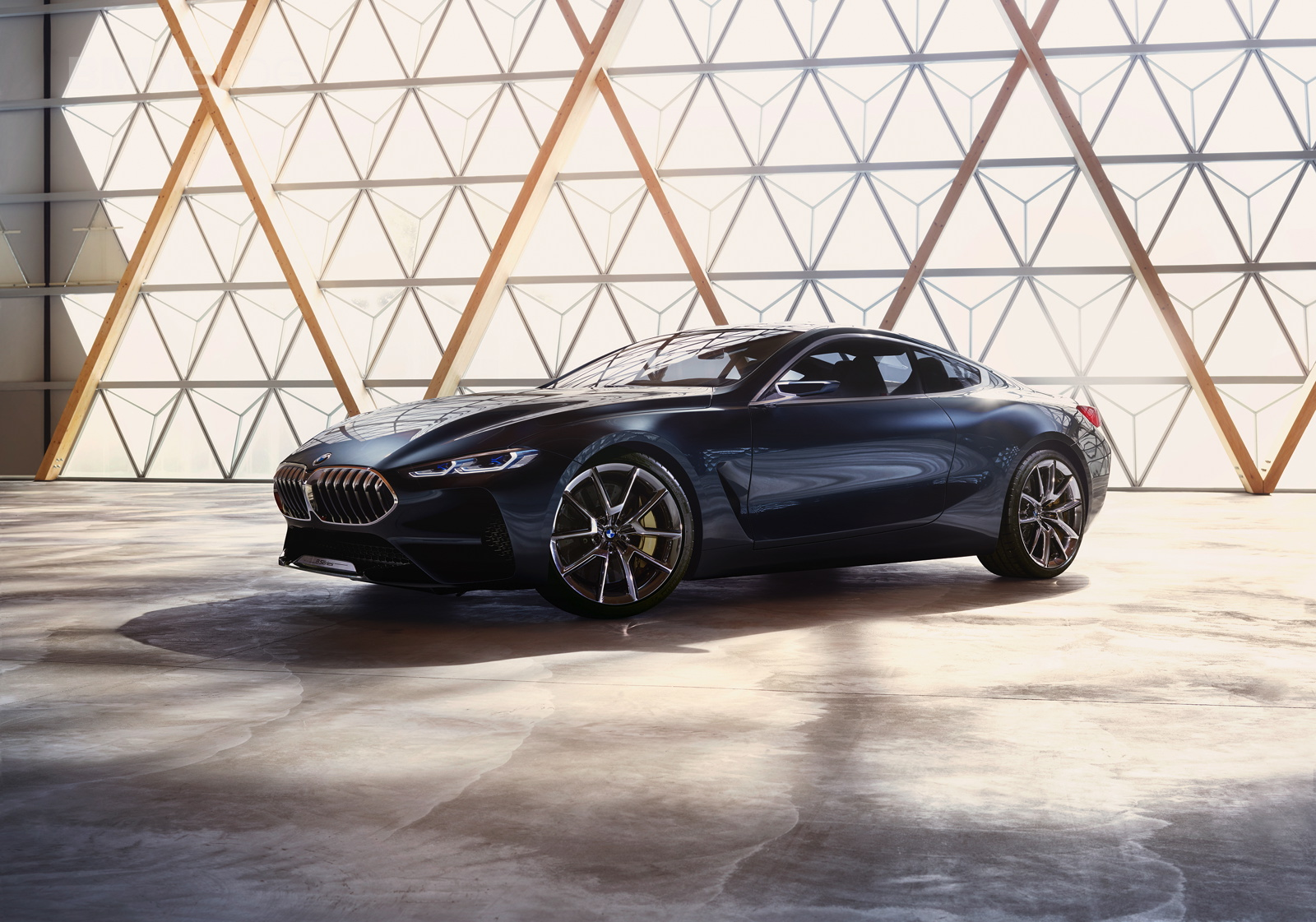 BMW 8 Series Concept 01