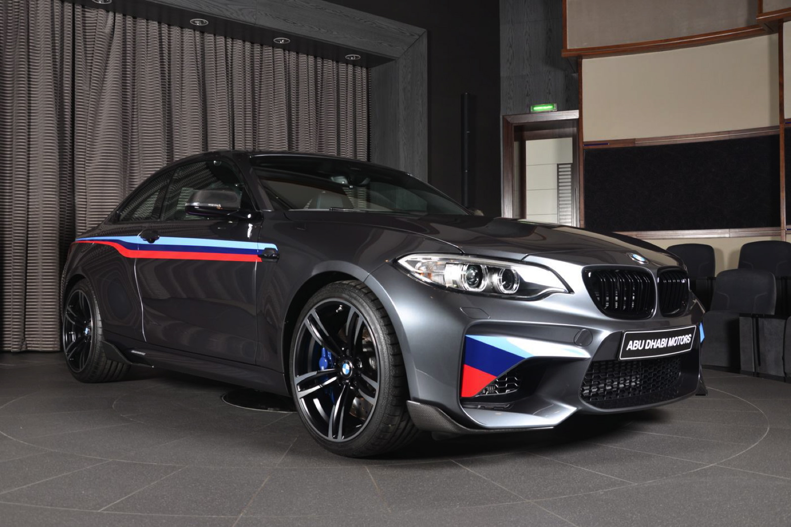 Bmw M2 Gets M Performance Parts And Akrapovic Exhaust System