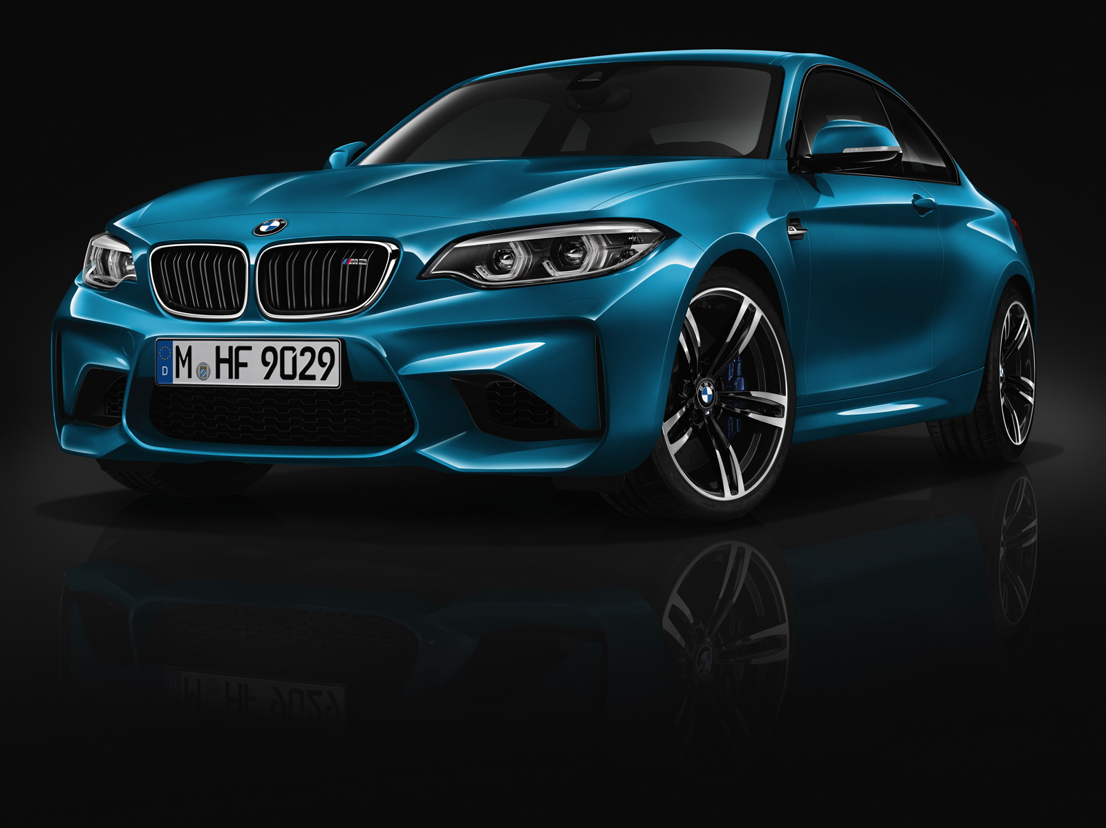 BMW M2 Coupe Facelift 01