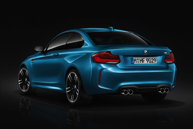 BMW M2 Coupe Facelift 02 750x500