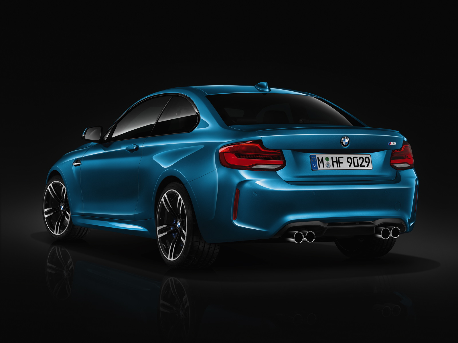 BMW M2 Coupe Facelift 02