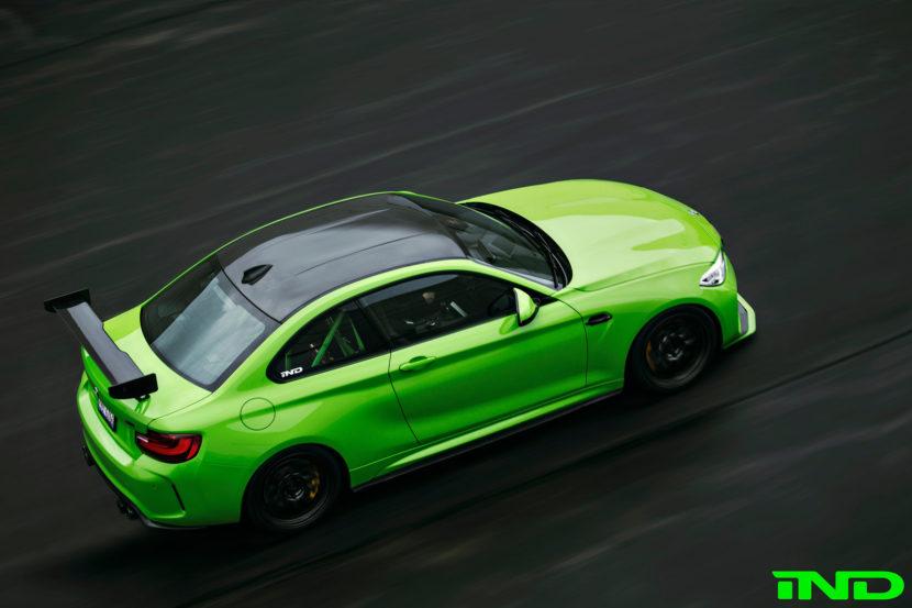 BMW M2 green IND 5 830x553
