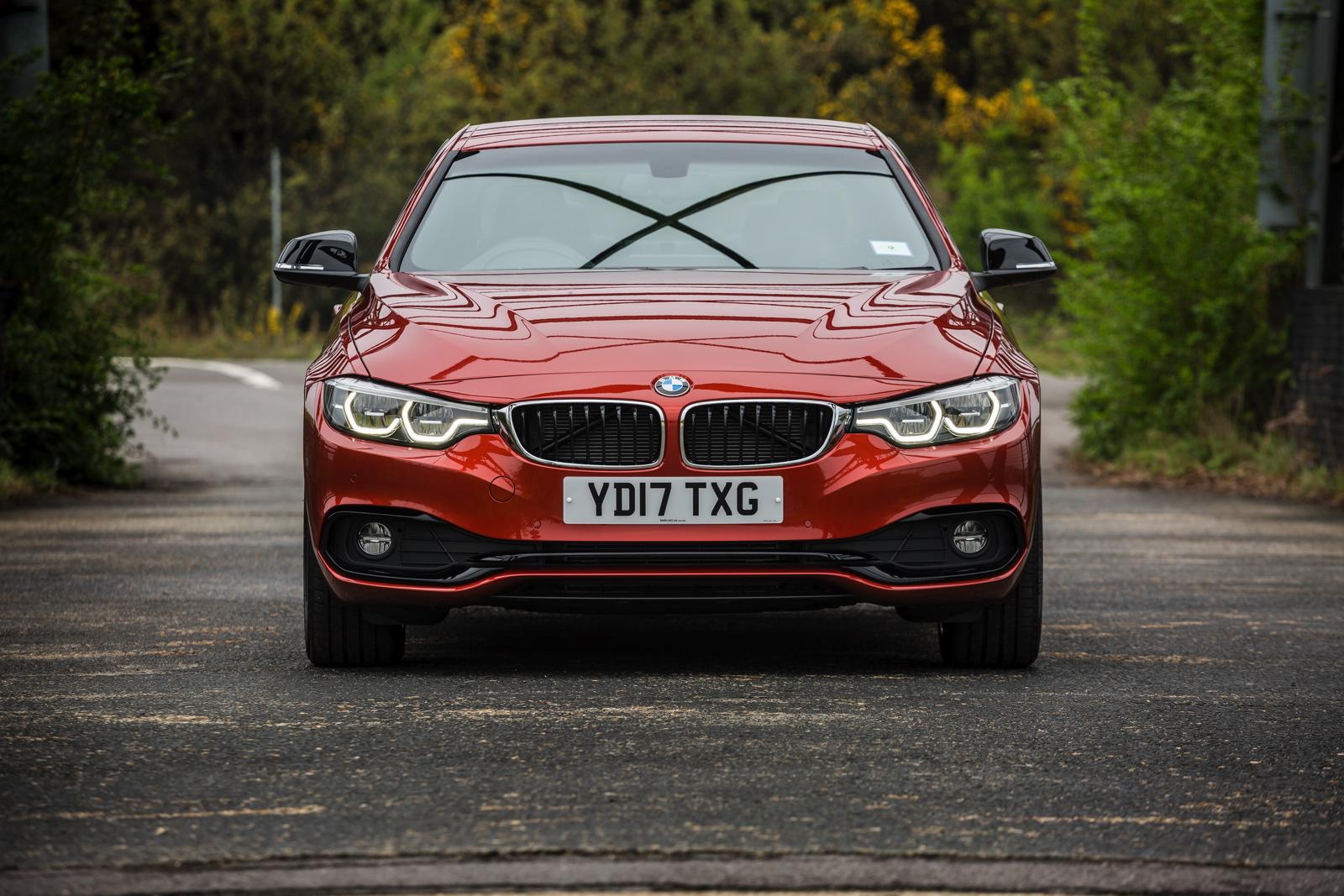 BMW M4 4 Series UK 10