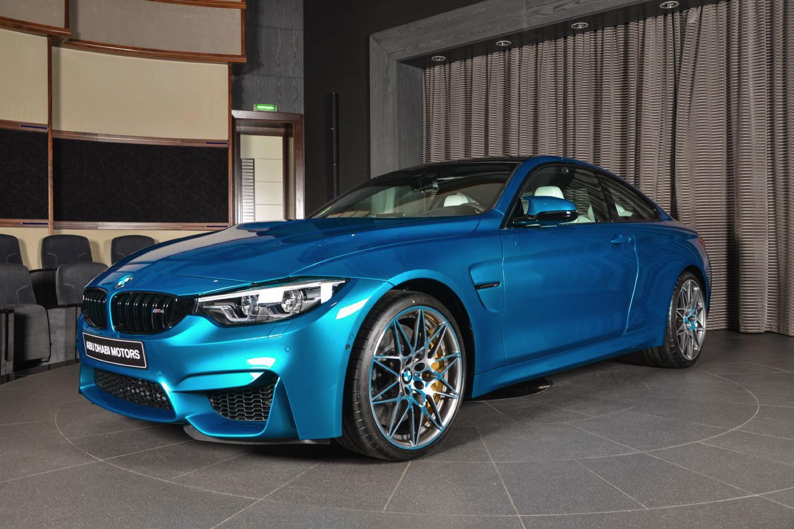 Bmw Next Generation 3 Series >> This BMW M4 Individual Atlantis Blue is simply stunning