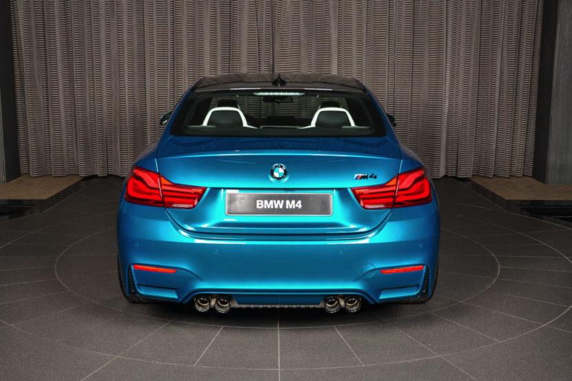 BMW M4 Atlantis Blue 17 830x553