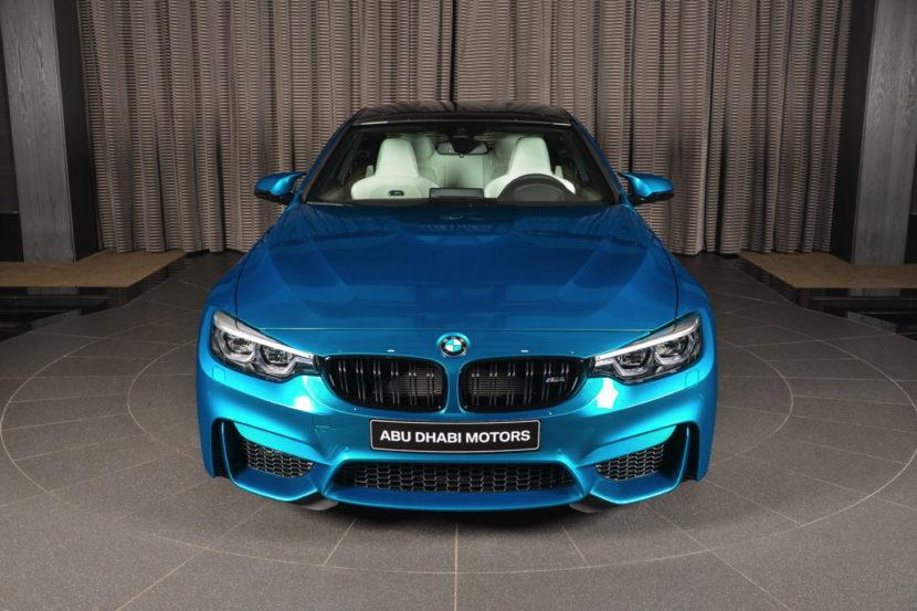 BMW M4 Atlantis Blue 19 830x553