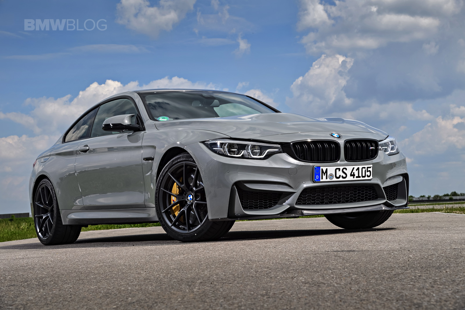 BMW M4 CS LIME ROCK GREY 08