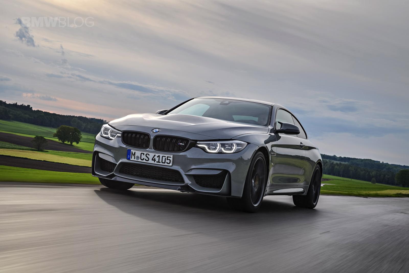 BMW M4 CS LIME ROCK GREY 19
