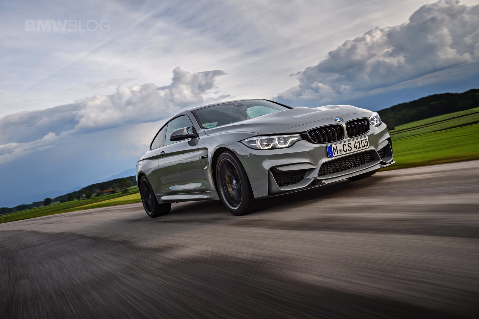 Bmw M2 Cs >> All you need to know about the BMW M4 CS