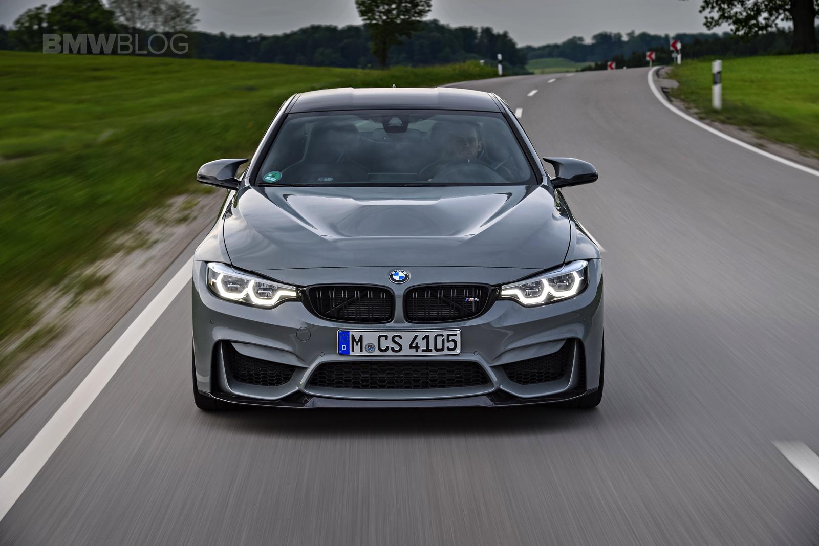 BMW M4 CS LIME ROCK GREY 50