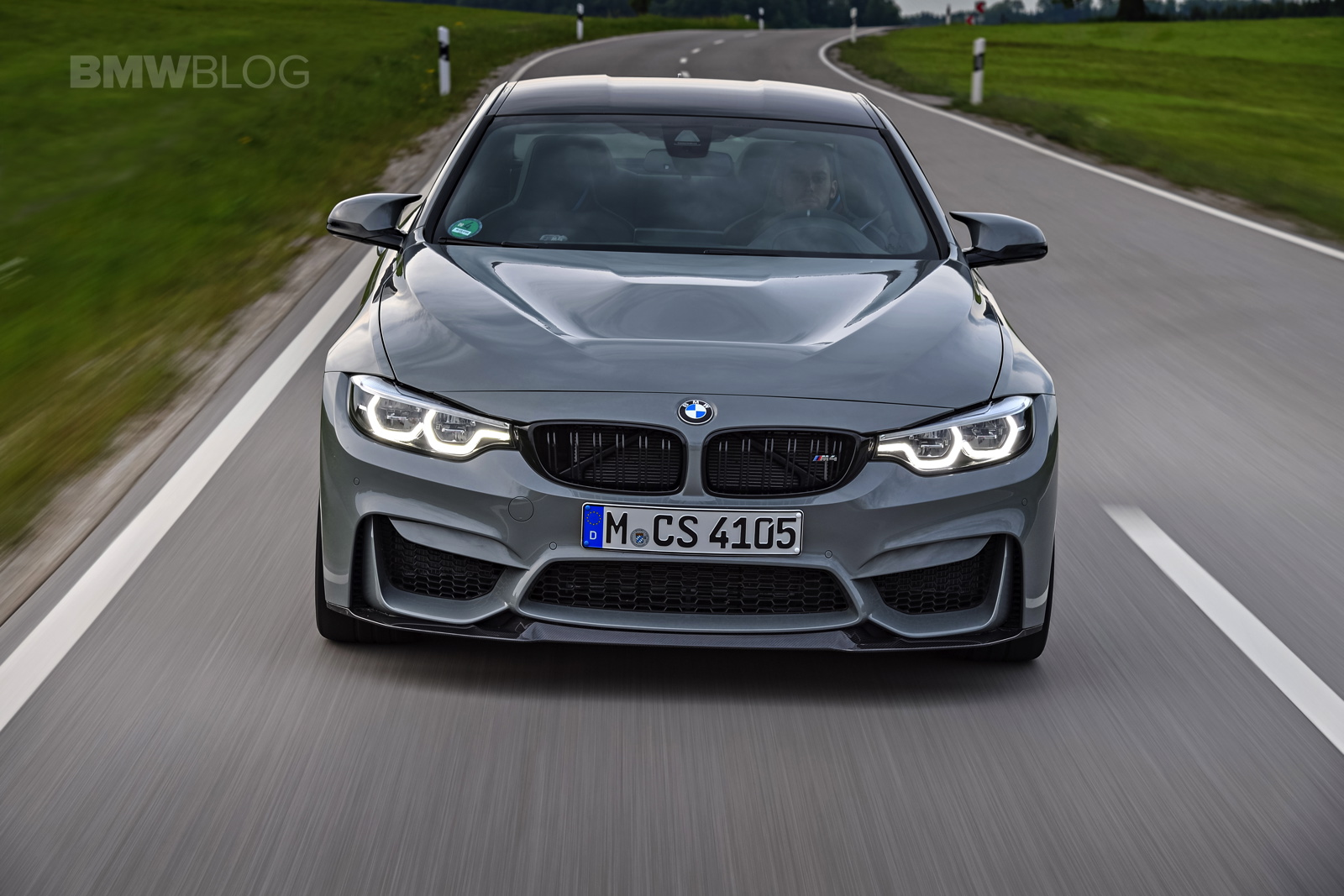 BMW M4 CS LIME ROCK GREY 51