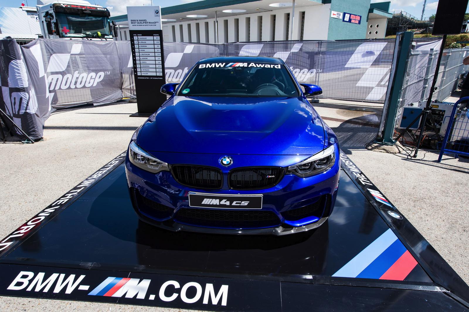 BMW M4 CS Moto GP 02