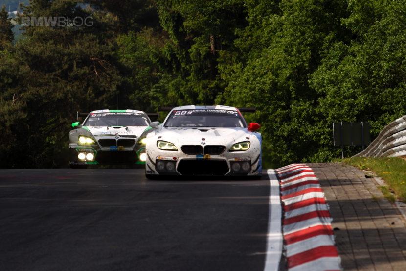 BMW M6 GT3 Nurburgring 2017 20 830x553