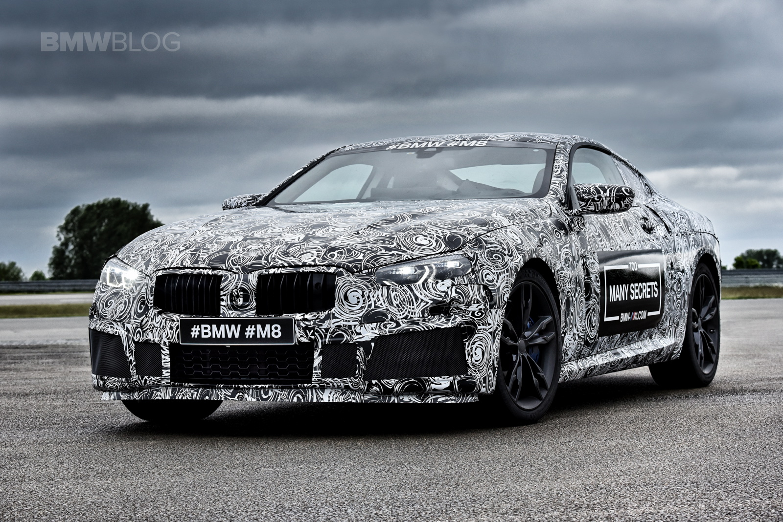 BMW M8 PRE PRODUCTION 06