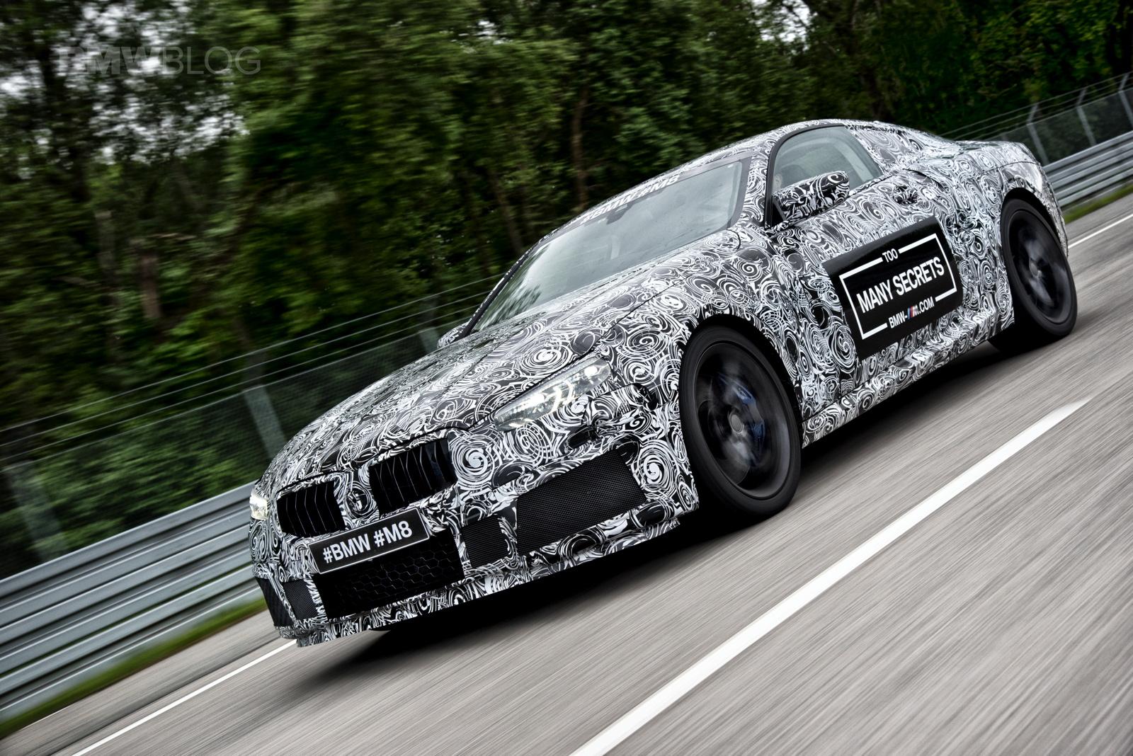 BMW M8 PRE PRODUCTION 15