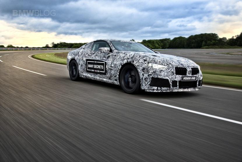 BMW M8 PRE PRODUCTION 23 830x554