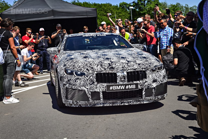 BMW M8 photos camouflage 03 830x554