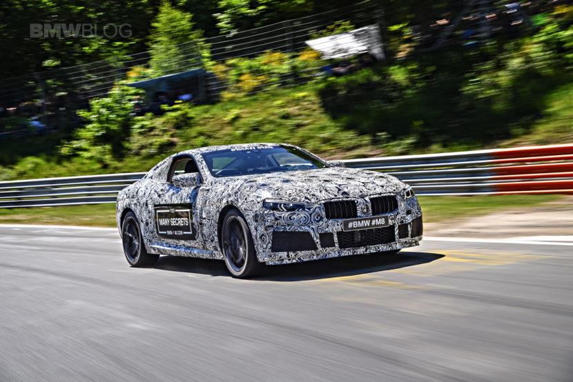 BMW M8 photos camouflage 11 830x554