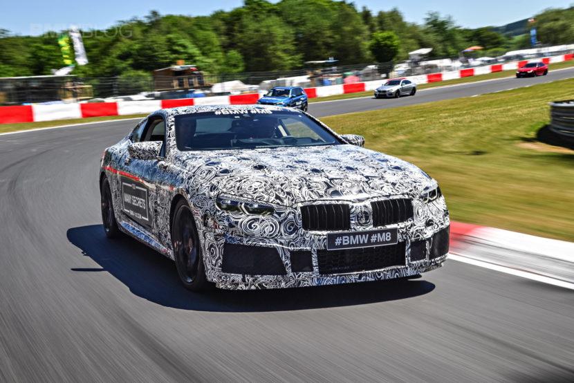 BMW M8 photos camouflage 12 830x554