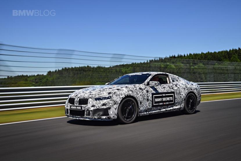 BMW M8 photos camouflage 16 830x554