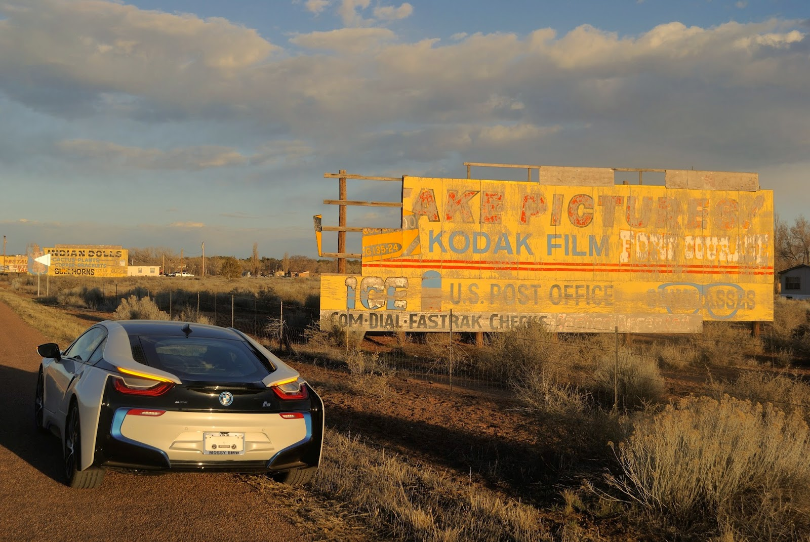 Road Trip To Oregon Aboard A Bmw I8