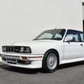 Beautiful Alpine White BMW E30 M3 Visits European Auto Source 11 120x120