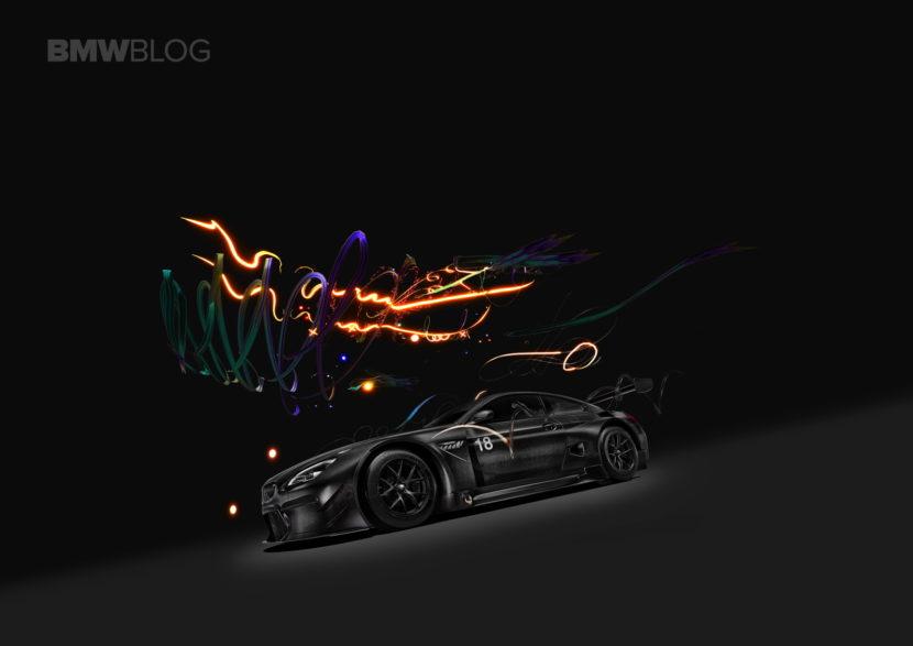 Cao Fei BMW Art Car 01 830x587