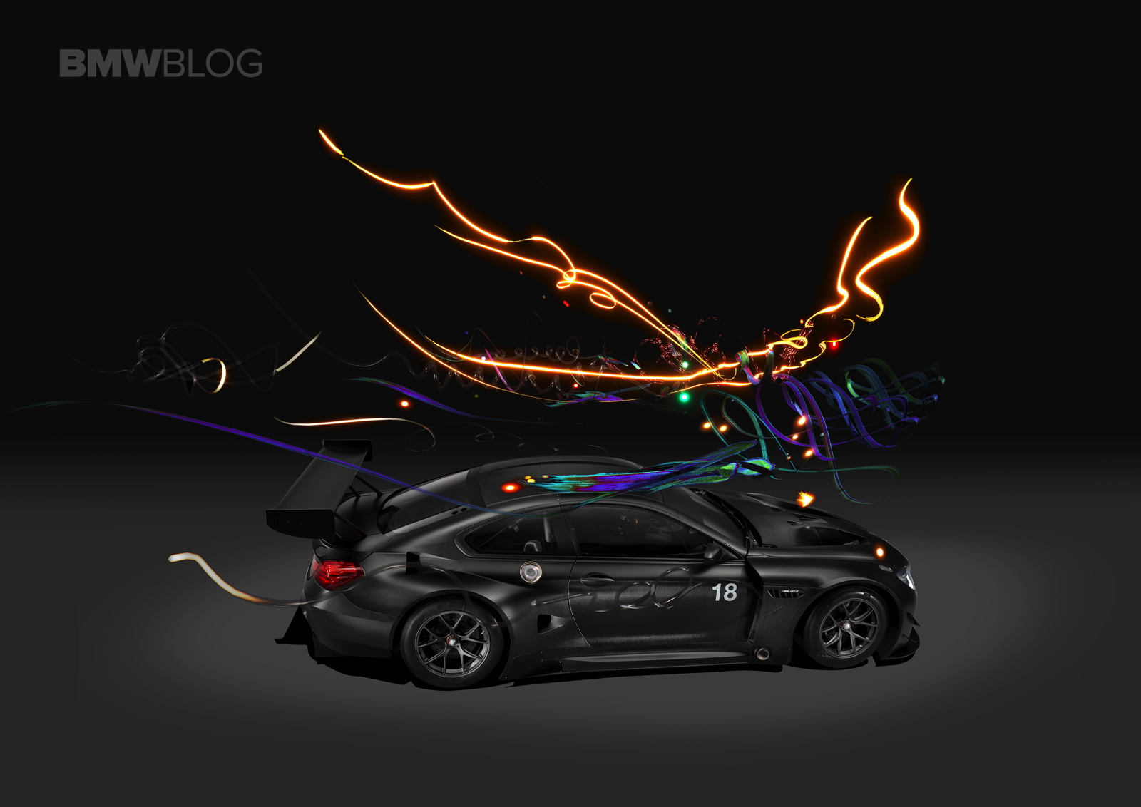 Chinese Artist Cao Fei Unveils The New Bmw Art Car