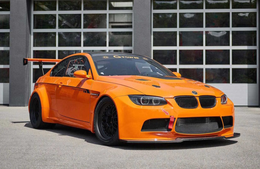 G Power BMW M3 GT2 S Hurricane 830x541