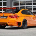 G Power BMW M3 GT2 S Hurricane rear 120x120