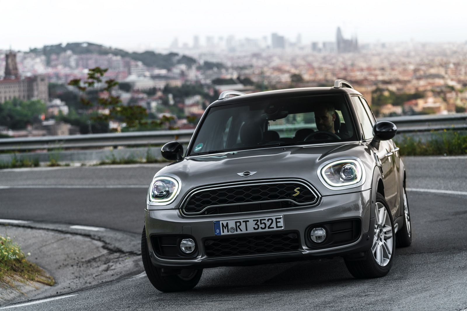MINI Cooper S E Countryman ALL4 30