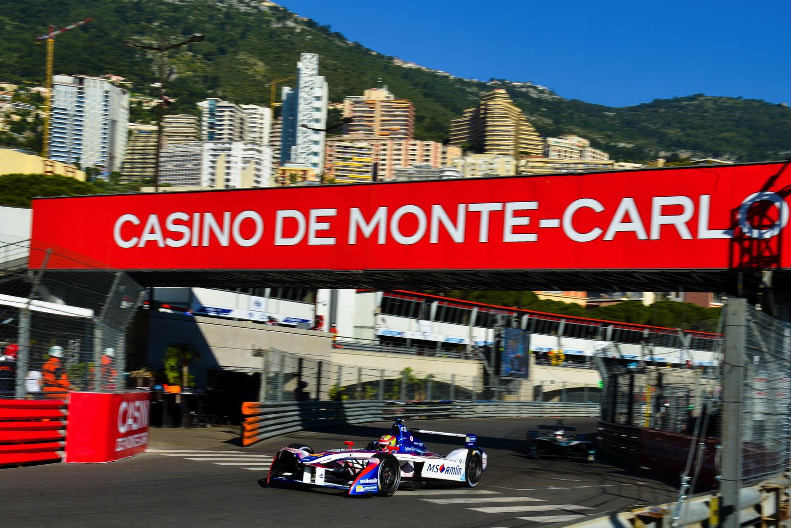MS Amlin Andretti in the Monaco ePrix 01