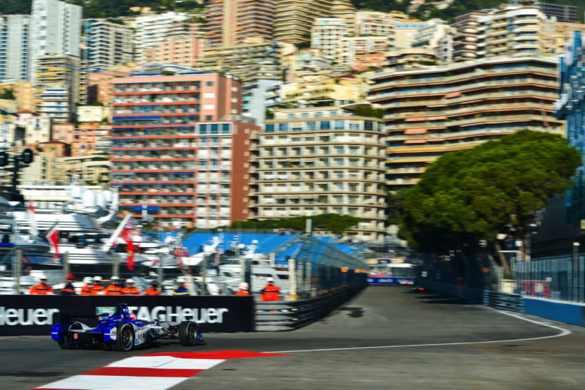 MS Amlin Andretti in the Monaco ePrix 02 830x554