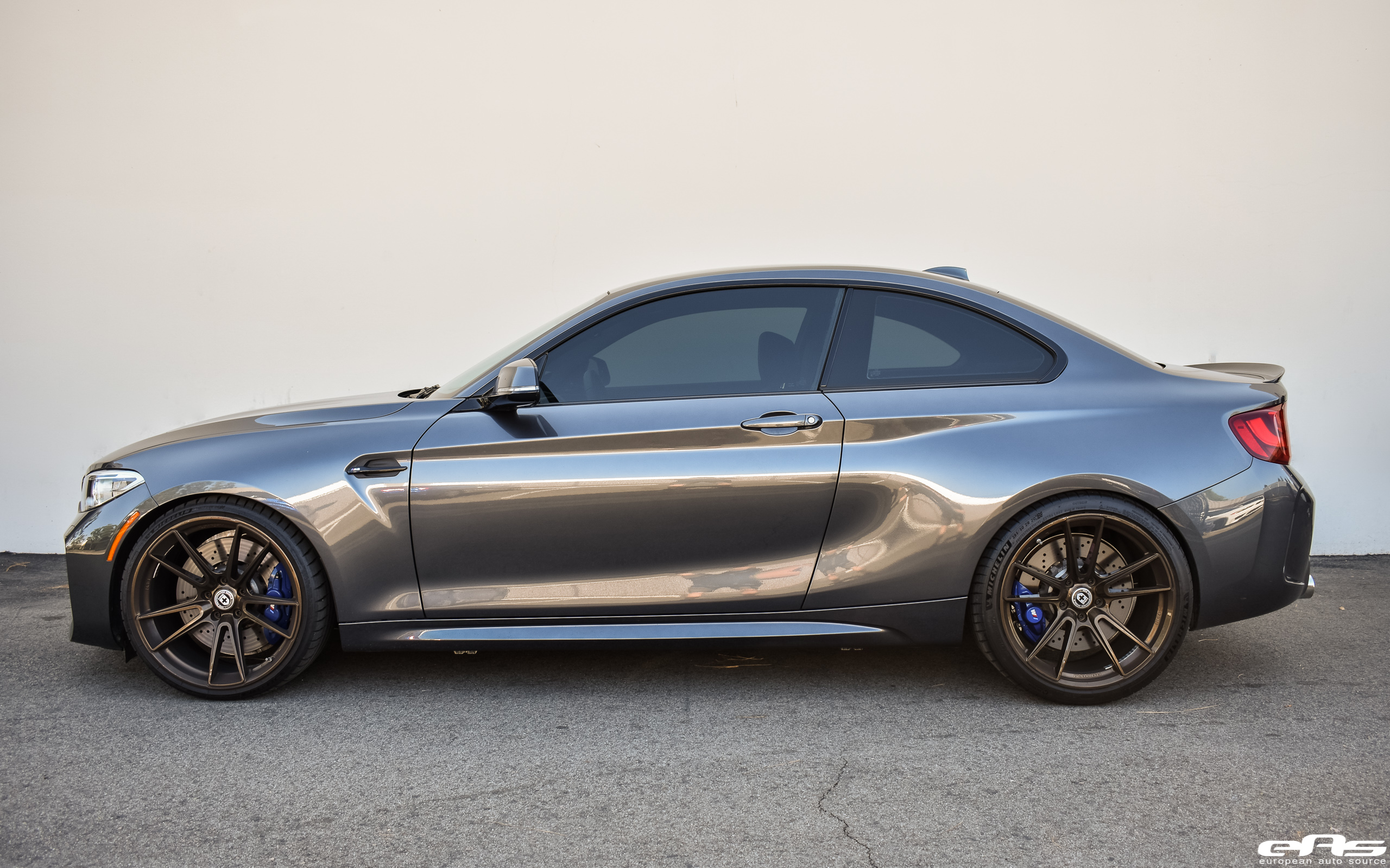 What Is The Full Form Of Bmw >> Mineral Gray BMW M2 Gets Modded At European Auto Source