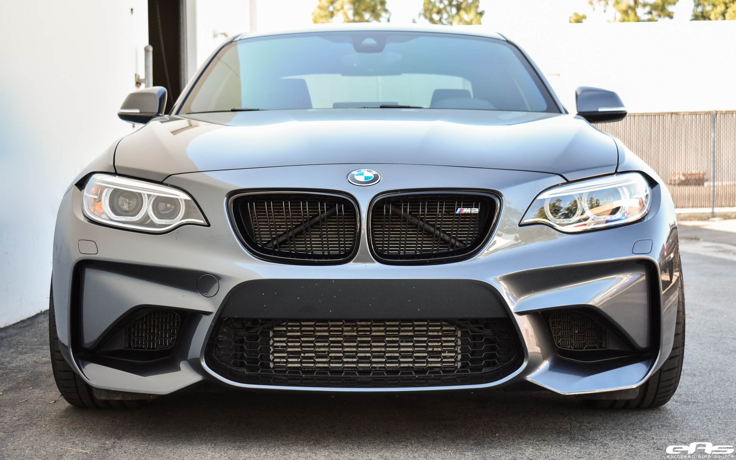 Mineral Gray Bmw M2 Gets Modded At European Auto Source