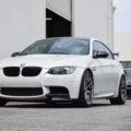 Mineral White BMW M3