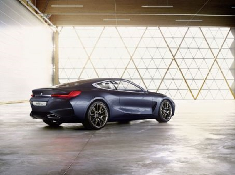 New BMW 8 Series leaked 2