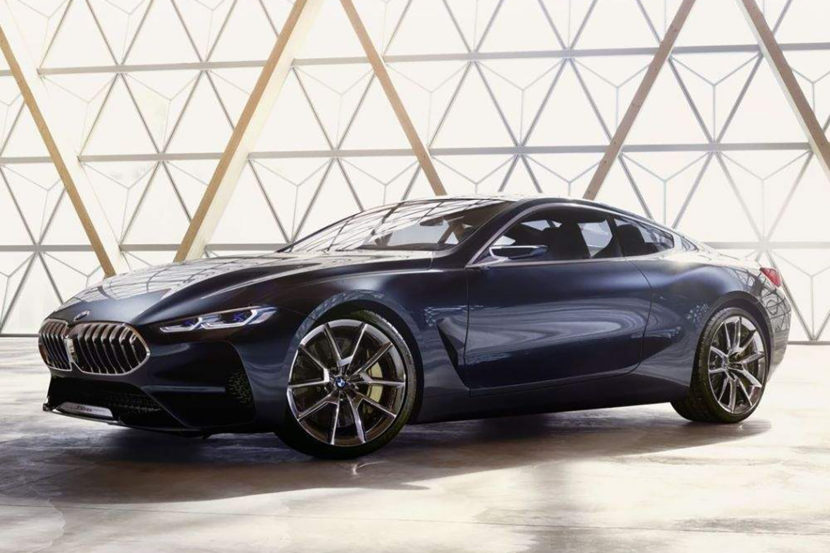 New BMW 8 Series leaked 3 830x553