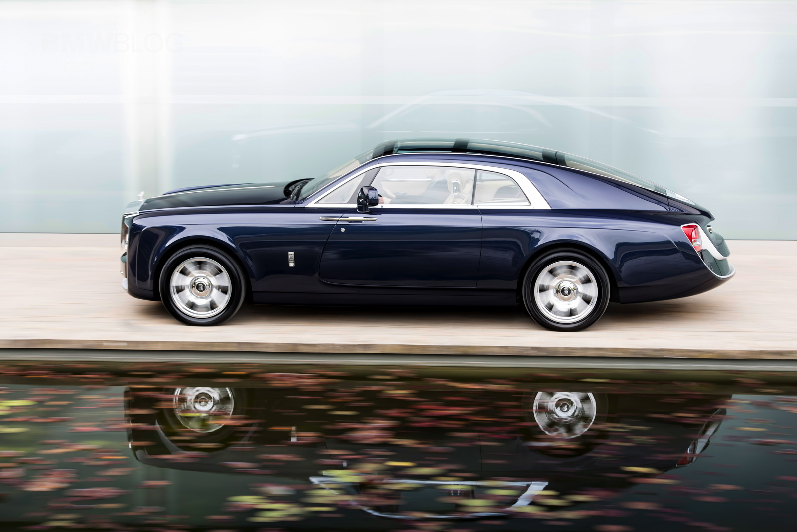 Rolls Royce Debuts Its Stunning 13 Million Sweptail Coachbuild
