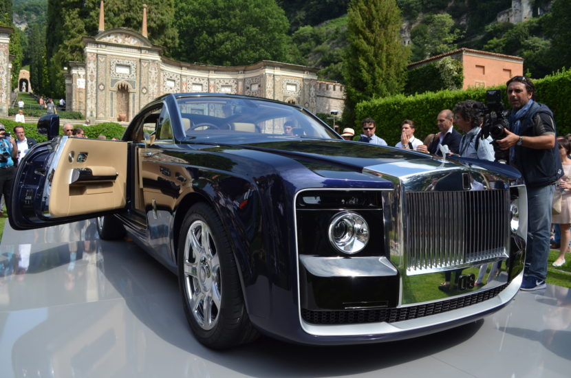 Rolls Royce Sweptail Coupe 2017 Phantom 6 830x550
