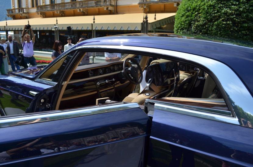 Rolls Royce Debuts Its Stunning 13 Million Sweptail