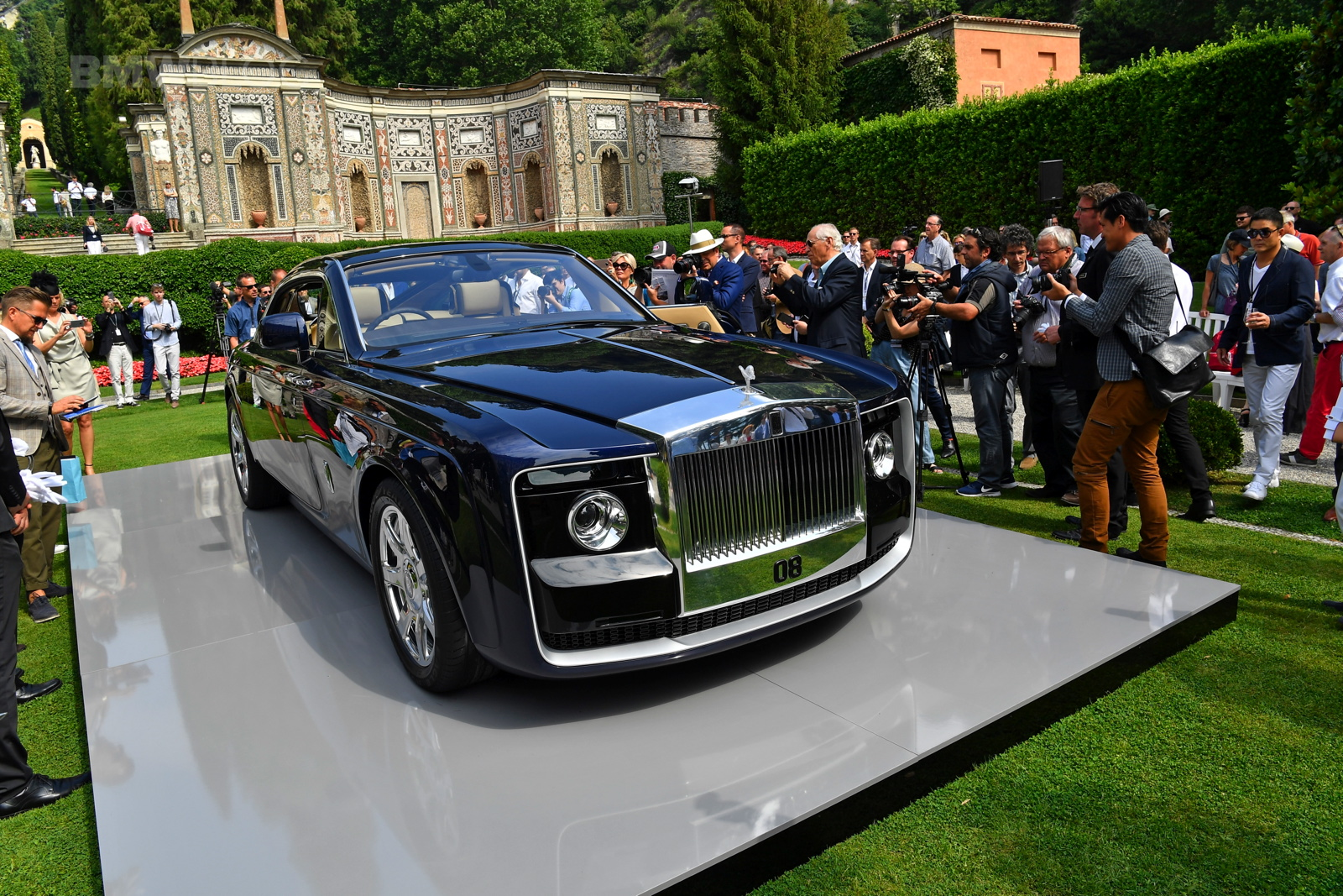 Real Life Photos Of The Rolls Royce Sweptail