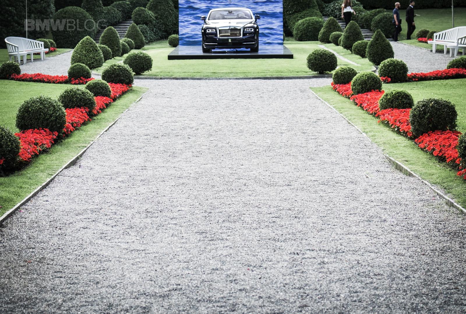 Rolls Royce Sweptail villa d este 26