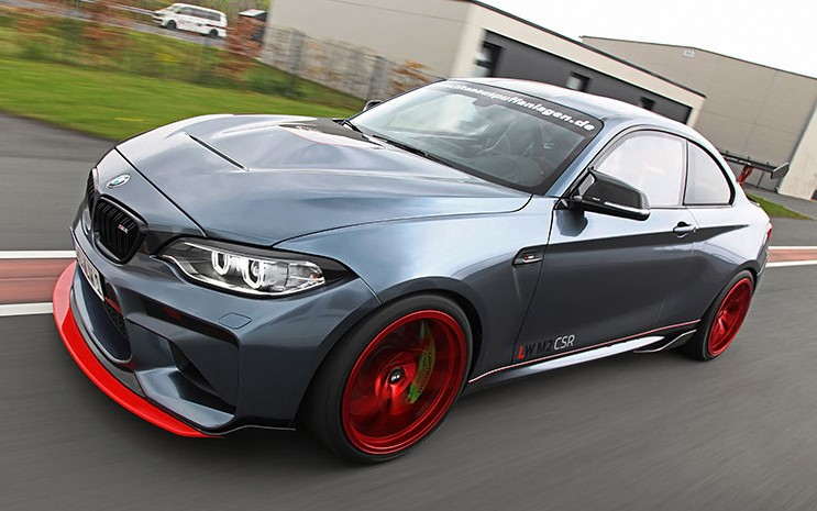 lw bmw m2 csr lightweight 53