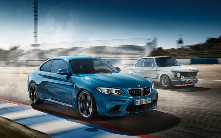 Download Wallpapers Of The 2017 Bmw M2 Facelift