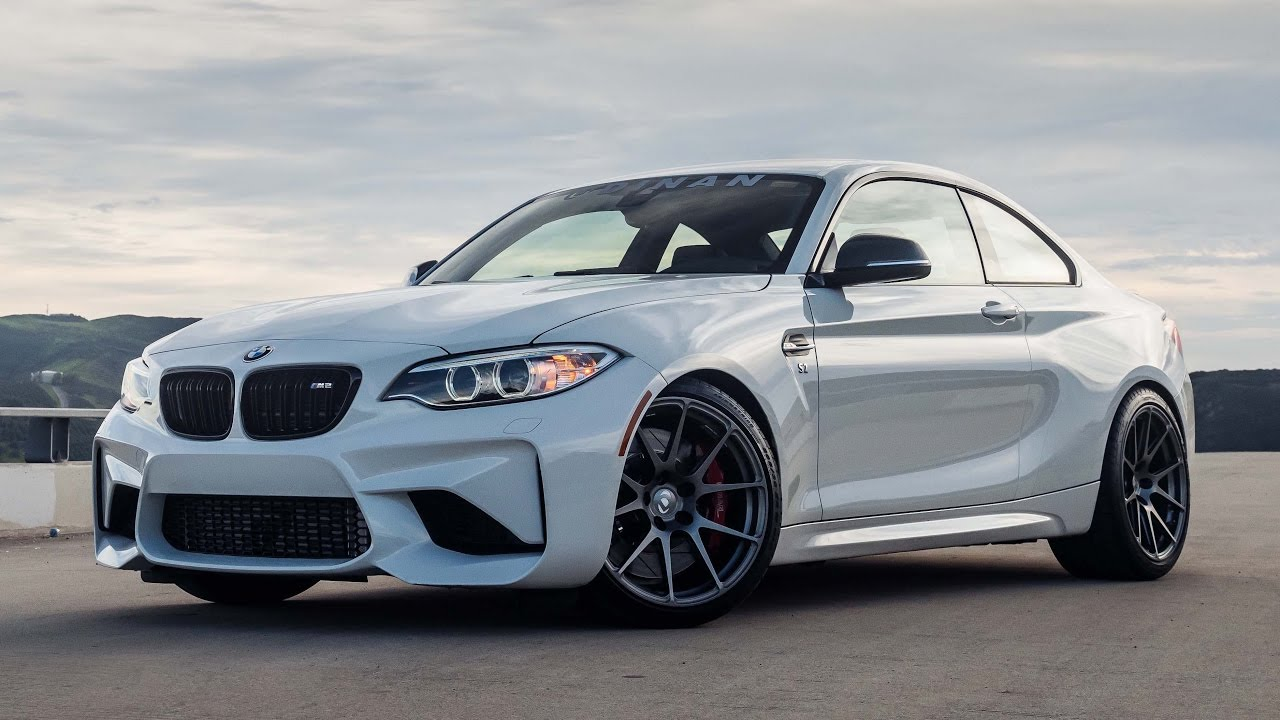 Video Dinan Bmw M2 S2 Review Finds It A Proper Upgrade