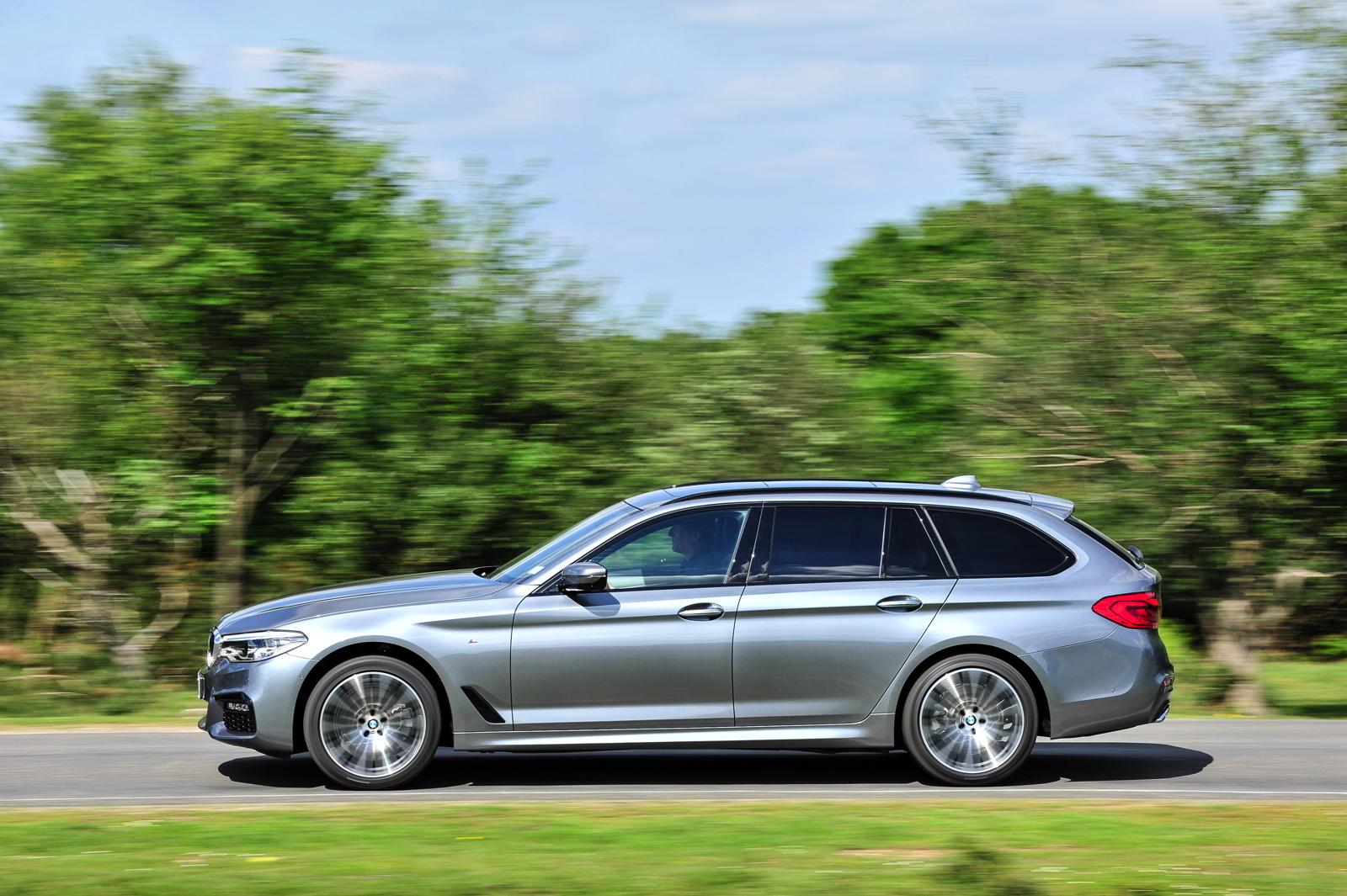 2017 BMW 5 Series Touring England 67