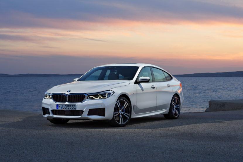 2018 BMW 6 Series GT 31 830x554