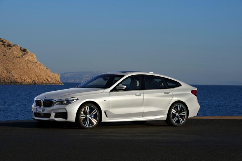 2018 BMW 6 Series GT 36 830x554